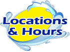 Jax Kar Wash - Locations & Hours of Operation
